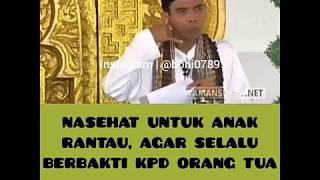 Gambar cover Nasehat Anak Rantau - Ustadz Abdul Somad