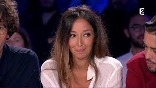 Saphia Azzeddine - On n'est pas couché 2 septembre 2017 #ONPC