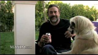 Maxim Celebrity Rides: Jeffrey Dean Morgan