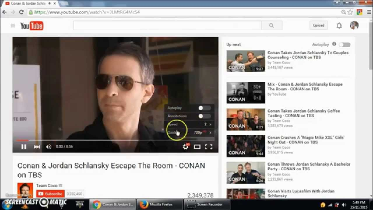 [SOLVED] Youtube Videos Gets Choppy When Sped-up (1 25/1 5/2) on Chrome