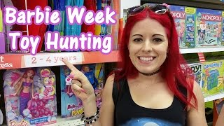 Toy Hunting For Barbie Week, Monster High, Funko POP! and More