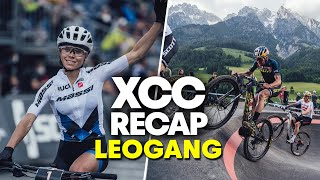 Now This Is Power! XCC Short Track Highlights Leogang   UCI MTB World Cup 2021