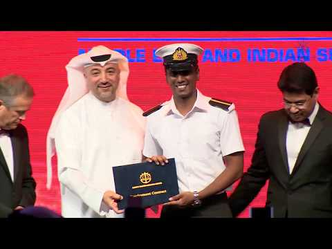 The KOTC Maritime Cadet Employment Presentation - The Maritime Standard Awards 2018