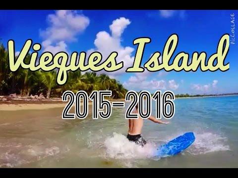 Vieques Island, 2015 - 2016