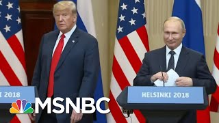 WaPo: US Has No Detailed Record Of President Donald Trump's Meetings With Putin | Hardball | MSNBC