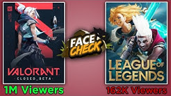 Facecheck S02E12 - Is Valorant Killing LCS Viewership?