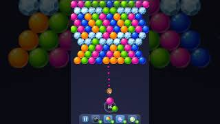 Bubble pop gameplay video----legend game puzzle game... screenshot 4