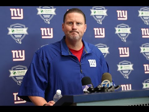 Mike Francesa Ben McAdoo press conference and Mikes response WFAN