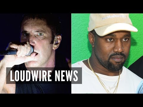 Trent Reznor Slams Kanye West for Ripping Him Off Mp3