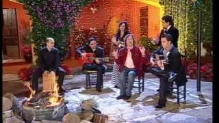 NOCHE BUENA 2009 en  Canal Sur Con PePe el Marismenño