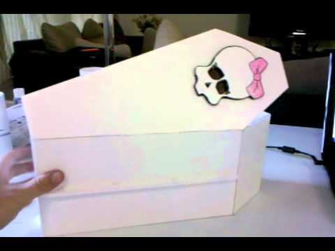 Homemade Valentine Box Youtube