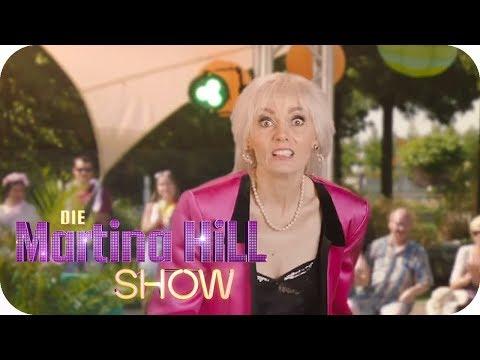 Bester Schlagersong ever: Mein Lieblingstier ist die Bratwurst| Die Martina Hill Show | SAT.1 TV