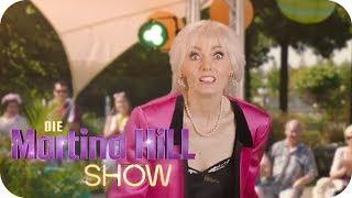 Bester Schlagersong ever: Mein Lieblingstier ist die Bratwurst  | Die Martina Hill Show | SAT.1 TV