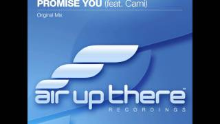 Fast Distance & Dimension feat. Cami - Promise You (Original Mix)