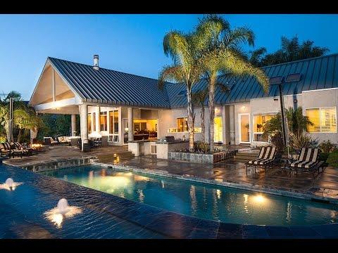 Custom Contemporary Home in Encinitas, California