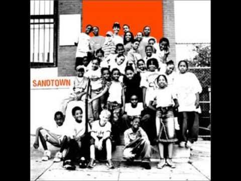 Love Overflowing-Sandtown