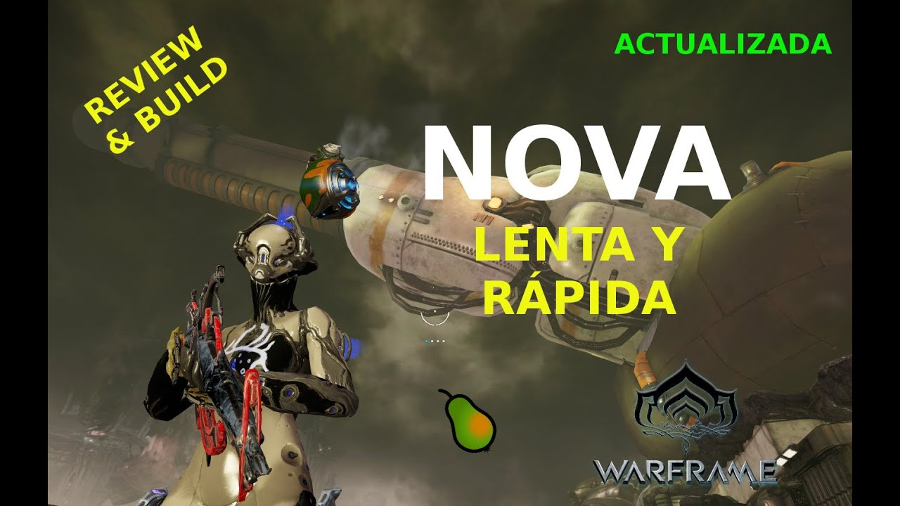 how to play nova warframe