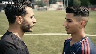 Voetbal Challenge TOUZANI VS ZAMANI