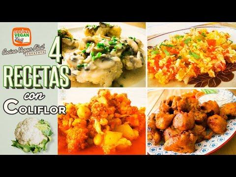 4-recetas-con-coliflor-¡deliciosas!---cocina-vegan-fácil