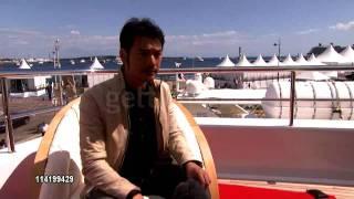 64th Cannes Film Festival-Wu Xia Interviews - Takeshi part3