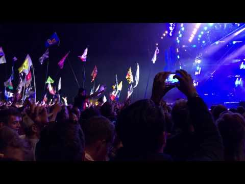 Foo Fighters - Best of You - Glastonbury Festival 2017