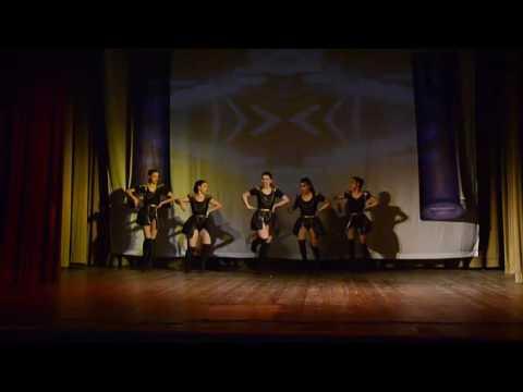 Free Dance Arte show-Compañia Melher