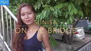 Sunisa on the Khlong Phra Khanong Bridge On Nut Bangkok