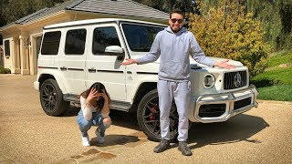 Are We Really Returning Belen's G Wagon!?