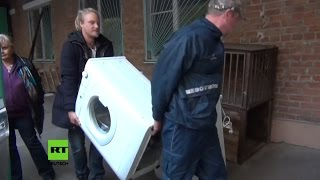 Немцы собрали и доставили гуманитарную помощь в Донецк и Луганск [Голос Германии]