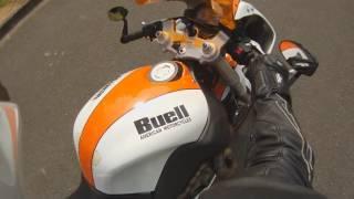 Buell XB12R HP REVERSO SOUND