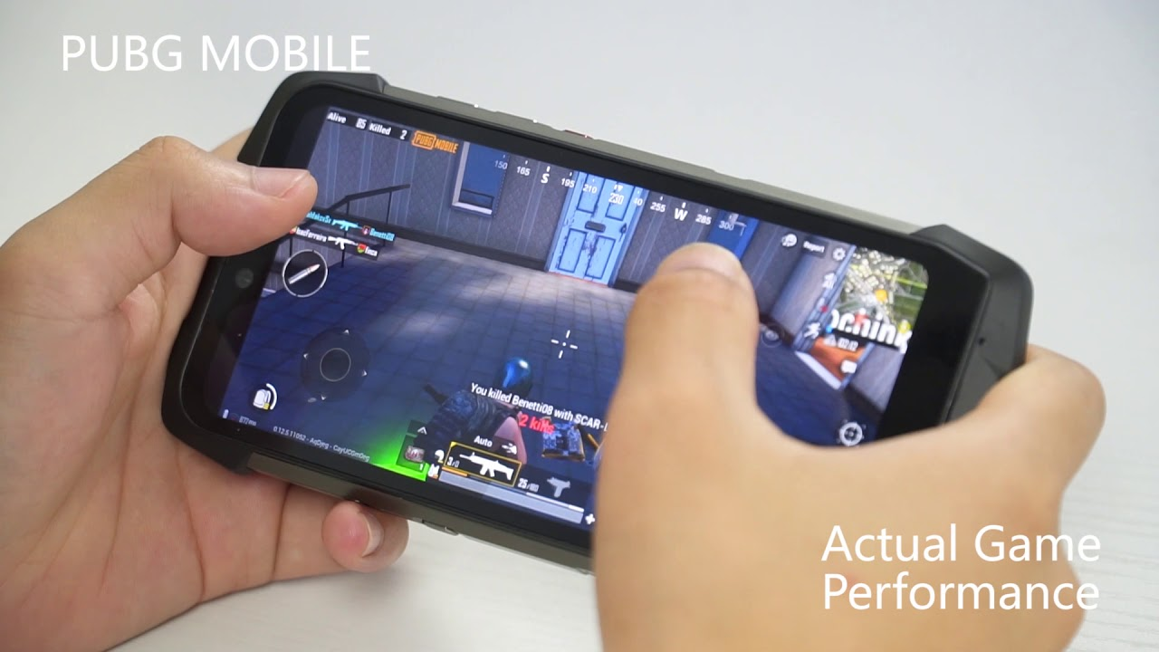 Blackview BV9700 Pro Gaming Review with Battery Drain, the best all-around  test