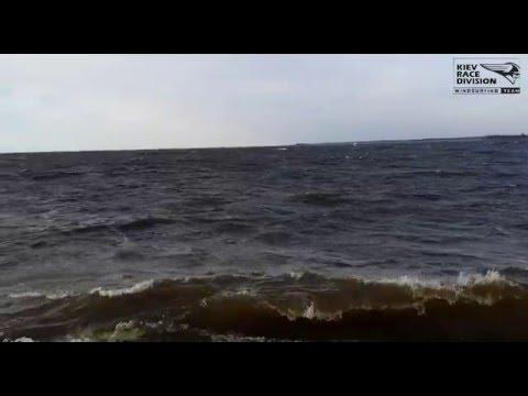 Судак на Каневском Видео! Видео сёрфинг