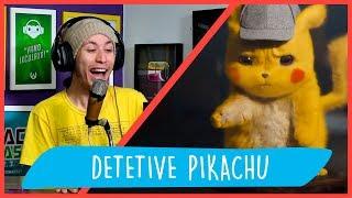 REACT Detetive Pikachu Trailer Legendado