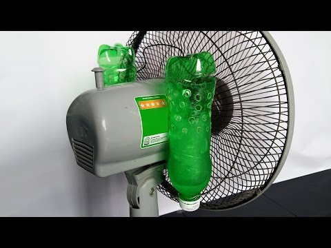 Thumbnail: How to make air conditioner at home using Plastic Bottle - Very Easy