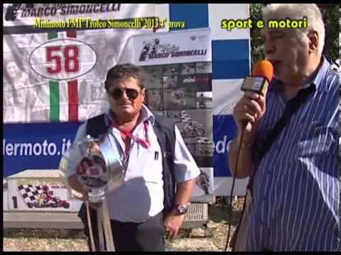 4^ Trofeo Simoncelli Minimoto 2013