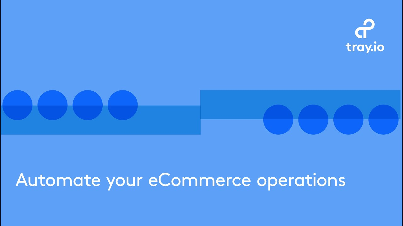 Automate your eCommerce operations
