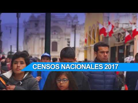 CONVOCATORIA DE VOLUNTARIOS PARA CENSOS NACIONALES 2017
