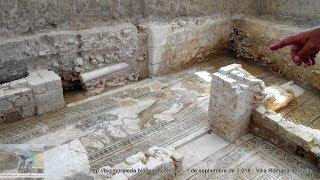 Desde Moraleda de Zafayona a la Villa Romana de Salar, la Cruz de Marino y El Bañuelo