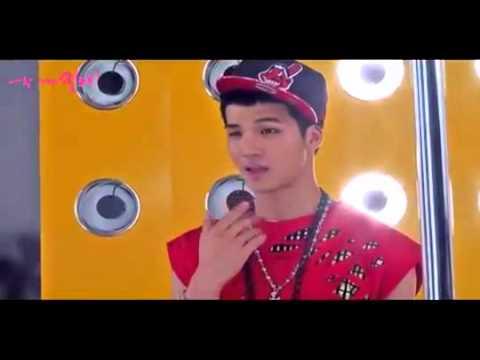 Teen Top 'Be Ma Girl' MV Making (C.A.P + Ricky)