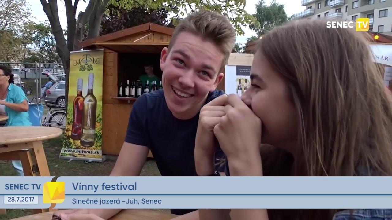 SENEC.TV - VÍNNY FESTIVAL - YouTube da1dbab960d