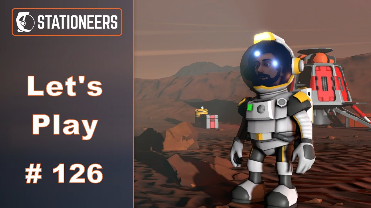 The Martian Deutsch