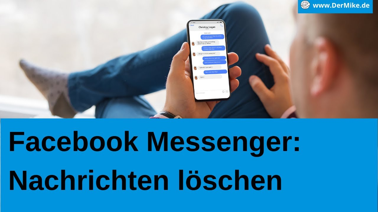 Facebook Messenger: Nachrichten für beide Chatpartner
