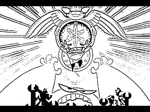 Dexter's Laboratory - Ego Trip (Animated Storyboard)