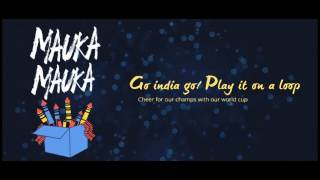 India vs Pakistan Full Song [Mauka Mauka] - #ICC #CWC - TV Commercial - #WontGiveItBack