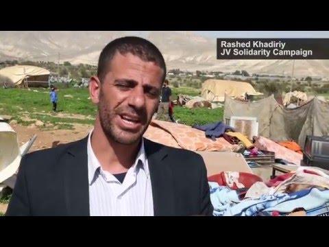 Israeli bulldozers raze Jordan Valley homes
