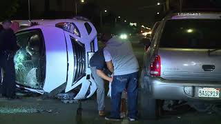 Two Accidents with Children Involved / North Hills   6.17.18