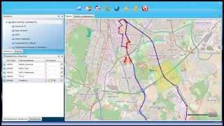 Мониторинг транспорта GPS/ГЛОНАСС - Геообъекты (версия 2.6)(, 2014-07-29T10:09:46.000Z)