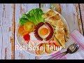 - Sarapan Pagi Mudah    Roti Bakar Telur Sosej   Sarapan Pagi Simple