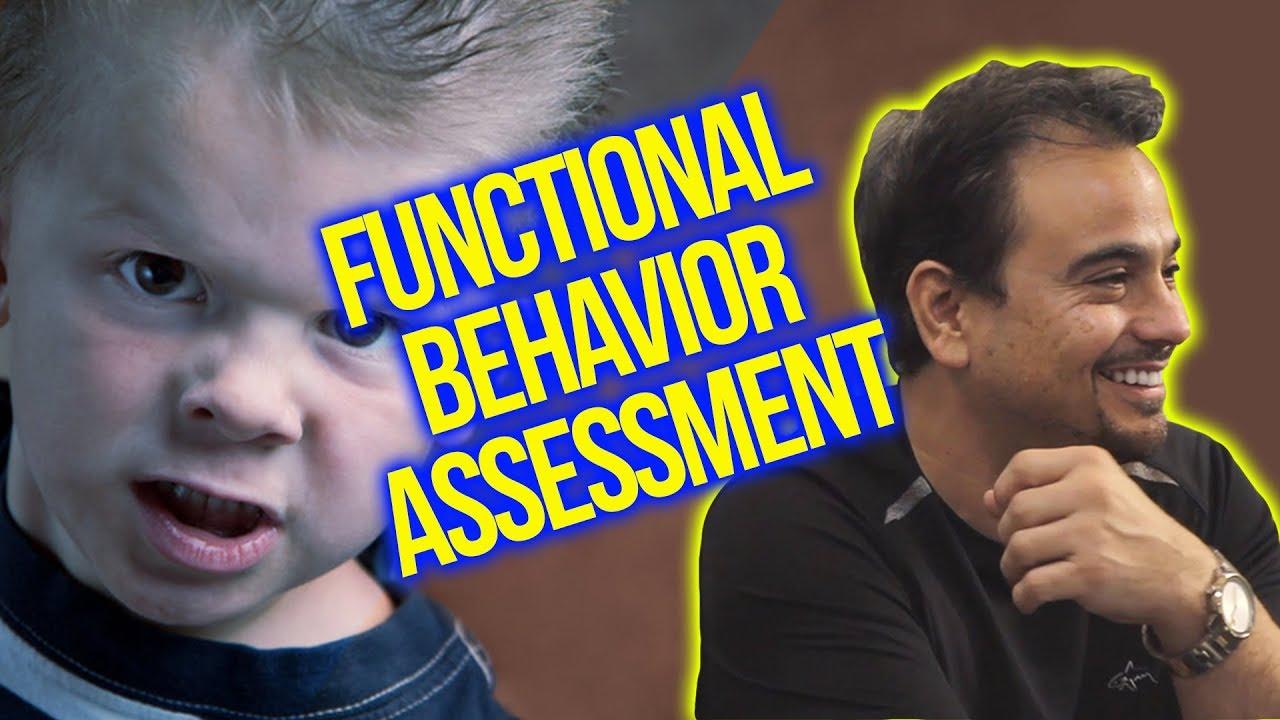 Functional Behavior Assessment Variations│Dubai Keynote