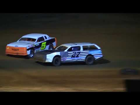 Pure Stock Feature Southern Raceway 2-24-18